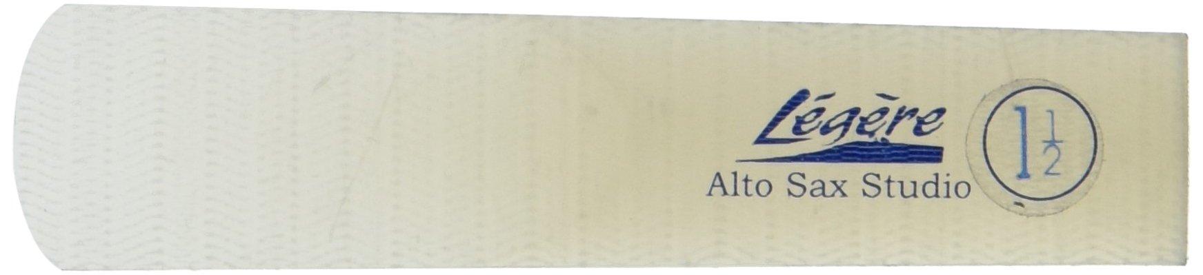 Legere ASS150 Eb Alto Saxophone Studio Cut No. 1.5 Reed