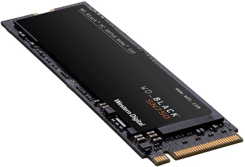 Western Digital WD 2TB Black NVME SSD M.2: Amazon.es: Electrónica