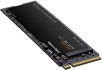 Western Digital WD 2TB Black NVME SSD M.2: Amazon.es ...