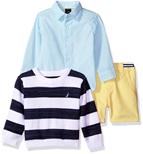 Nautica Baby Piece Printed Sweater product image