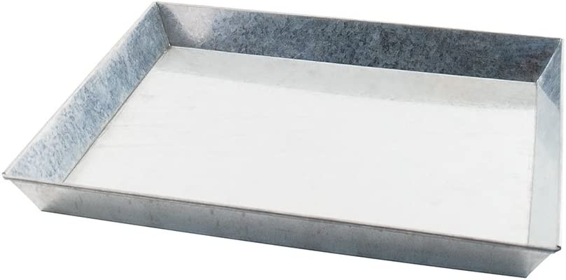 Bac à cendres petit modèle pour cheminée: : Cuisine