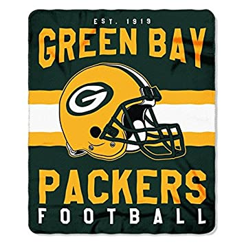 Green Bay Packers Football Established 40 Fleece Throw Blanket Magnificent Green Bay Packers Throw Blanket
