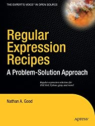 Regular Expression Recipes: A Problem-Solution Approach