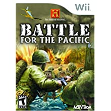 History Channel: Battle For the Pacific - Nintendo Wii