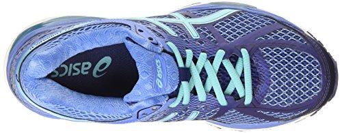 Deep Femme 17 Cobalt 5040 Asics Dutch Gel de Turquoise Compétition Cumulus Running Blue Bleu Chaussures 01qzEgw