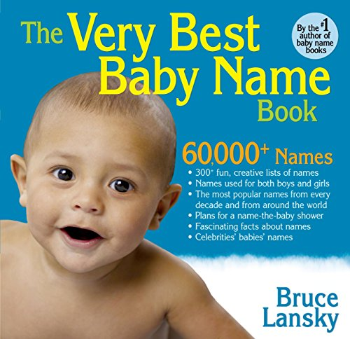 Book Very Best Name Baby (Very Best Baby Name Book)