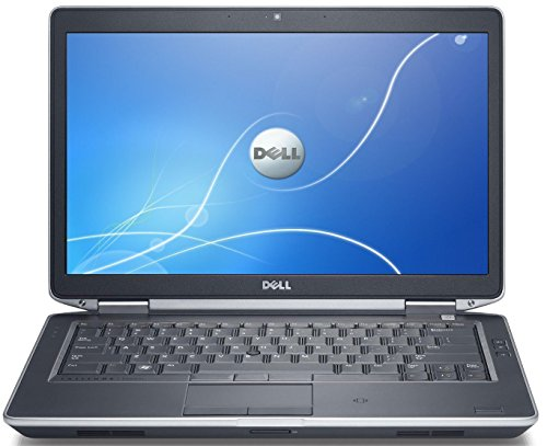 Dell Latitude E6430 14in Notebook PC - Intel Core i5-3320 2.6GHz 8GB 320gb SATA Windows 10 Professional (Renewed)