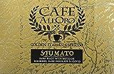 Café AllOro Dark Roast Ultra Premium Italian Espresso & Lungo Coffee Capsules, Sfumato, 10 Count (Pack of 16)