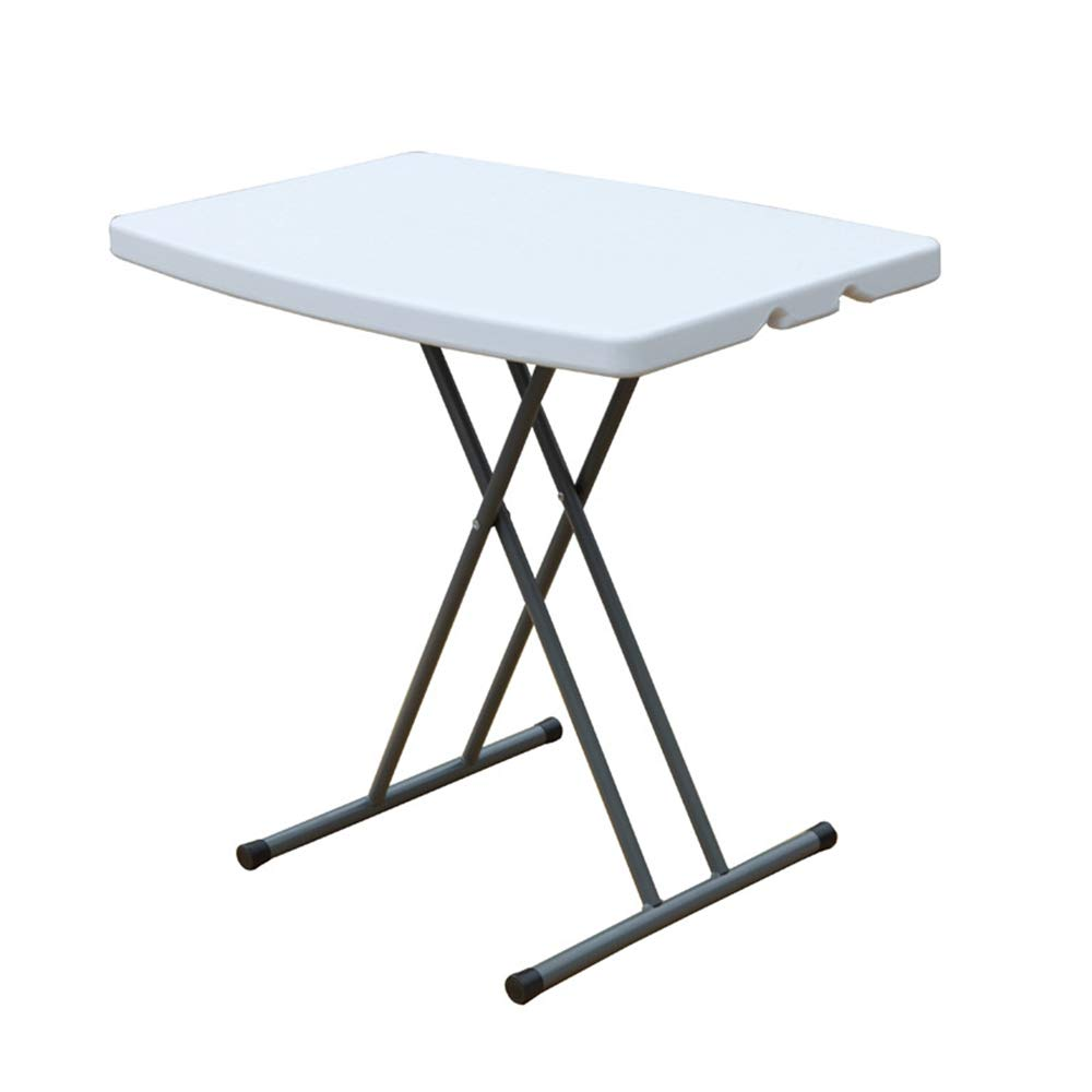 Cxmm Resin Folding Table, Stable Non-Slip Bearing Capacity Large Detachable Transportable Portable Simple Modern Picnic Table Backyard Bed