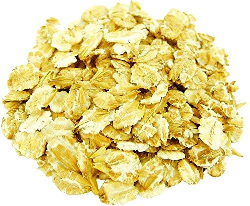 Flaked Barley (5 lb Bag)