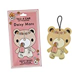 TED A CAR - Exclusive Collection Of Perfumed Air Fresheners For Car, Original Perfumes, Not Supersaturated, Long Keeps The Fragrance, Soft And Peasant (TED A CAR- DAISY MARC)