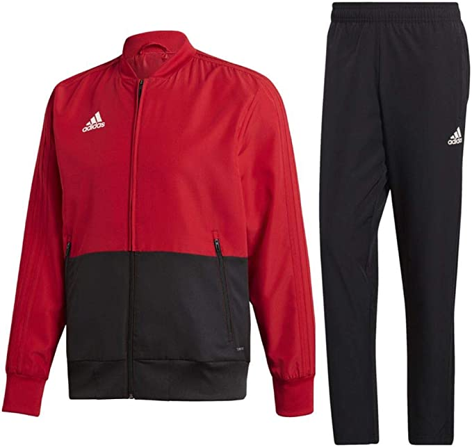 adidas Condivo 18 Polyester Kinder Trainingsanzug (Jacke und