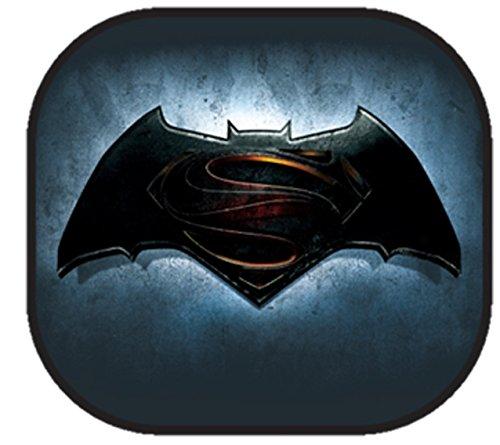 - Warner Brothers 003739R01 Batman vs. Superman 2-Piece Magic Spring Window Sunshade