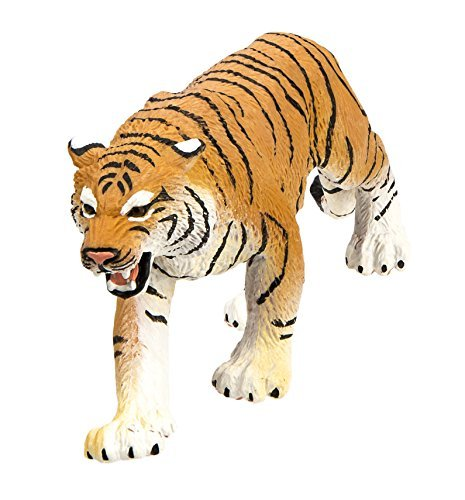 Safari Ltd  Wild Safari Wildlife Bengal Tiger (Plastic Tiger)