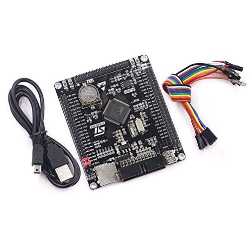 HiLetgo STM32F407VET6 STM32 Cortex-M4 MCU Core Board Development Board  NRF2410 FMSG SD Card