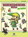 zelda sheet music - The Legend of Zelda Series for Guitar: Guitar Tab by Staff, Alfred Publishing (2012) Sheet music