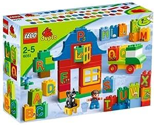 LEGO DUPLO 6051 Juega con Letras