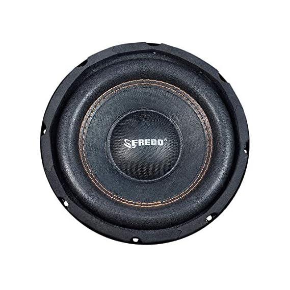 "FREDO 8"" SubWoofer/4 Ohms/Humped Back/600 Watts"