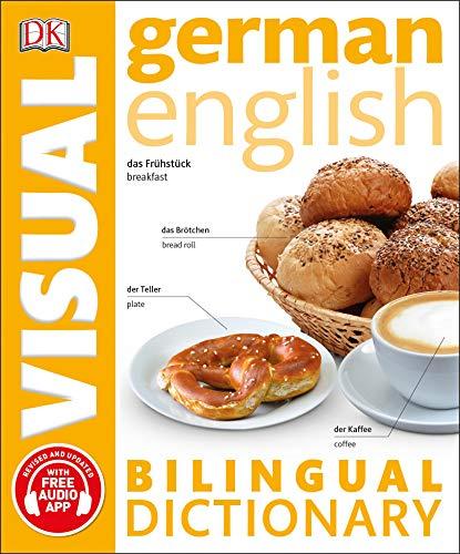 German English Bilingual Visual Dictionary (DK Visual Dictionaries)