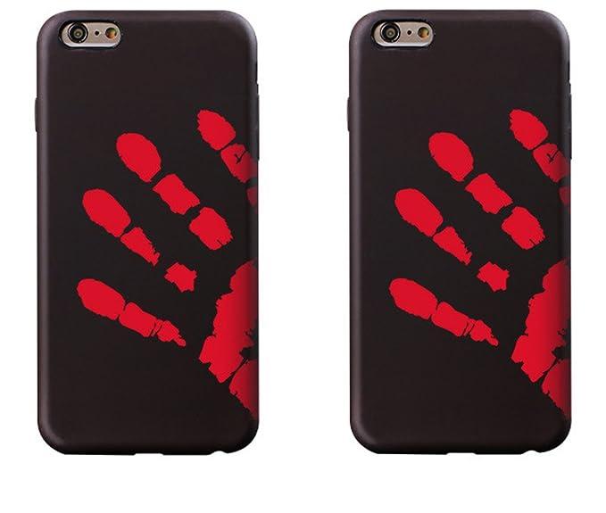 new concept 00e0e 3e6f1 Amazon.com: MPSTG Compatible with iPhone SE 5S 5 Case, Thermal Heat ...