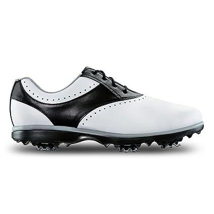 Amazon.com  FootJoy Women s Emerge Closeout Golf Shoes 93919  Sports ... 66001f69b34