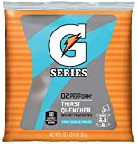Gatorade 33677 nstant Powder Packet, 21 oz, Blue, Standard (Pack of 32)