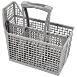 Electrolux Dishwasher Cutlery Basket Cage & Handle (6 Compartments, Handle & Lid)