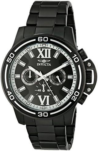 Charles-Hubert, Paris Men s 3977-W Premium Collection Analog Display Japanese Quartz Silver Watch