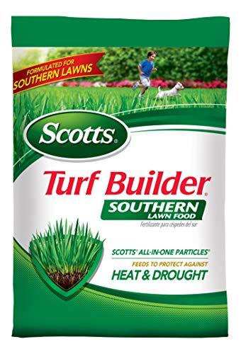 Scotts 23410E Turf Builder Southern Lawn Food, 10 M