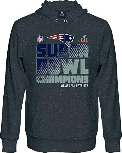 ... Majestic NFL New England Patriots Super Bowl Champion Hoody Hoodie Mens 20fae3632