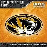 Missouri Tigers 2019calendario