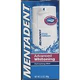 Mentadent, Advanced Whitening, Refreshing Mint, 3.5 fl oz (1) Refill