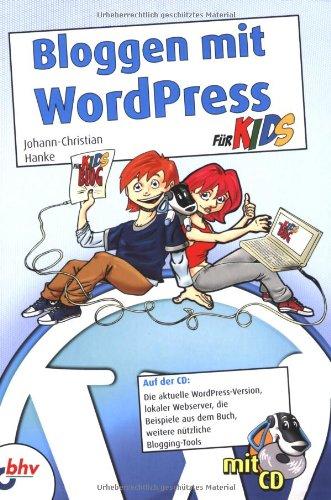 Bloggen mit WordPress für Kids