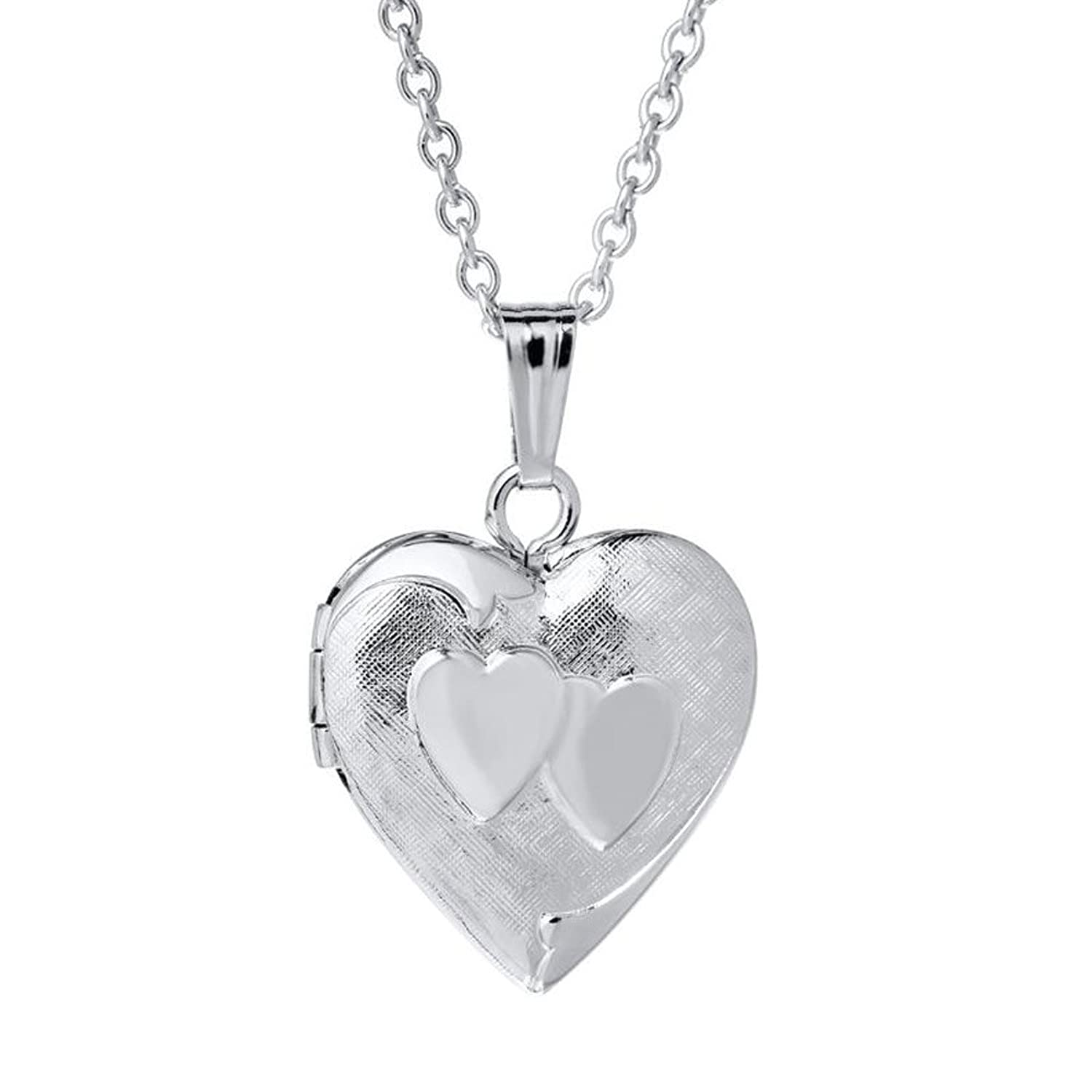 heart ct s childrens sterling and of pin lockets silver pearl in mother cross locket children