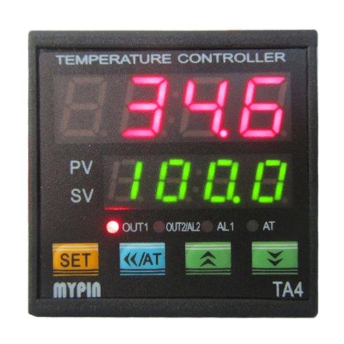 AGPtek® Digital Display PID Temperature Controller SNR(1 Alarms)