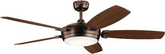 Kichler 300256OBB Trevor II 60″ Ceiling Fan