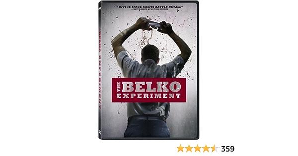 Belko Experiment Edizione: Stati Uniti Italia DVD: Amazon.es ...