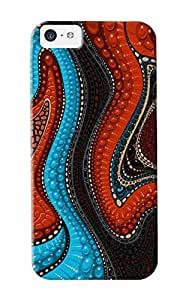 Freshmilk Hot Tpye Mindbender Case Cover For Iphone 5c For Christmas Day's Gifts