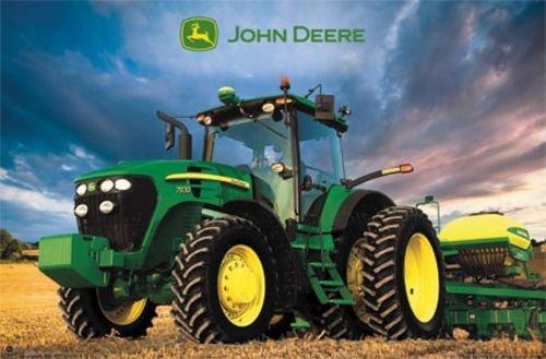 John Deere - Field 34
