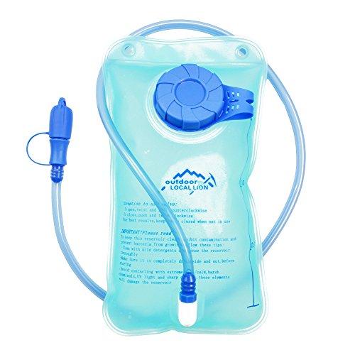 West Biking Cycling 1.5L Capacity BPA-FREE & FDA Hydration B