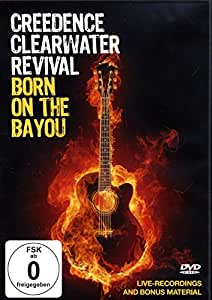 Creedence Clearwater Revival - Born on the Bayou [Alemania] [DVD]