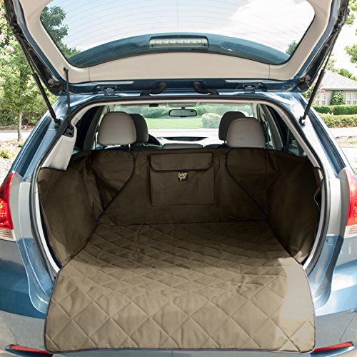 Frontpet Quilted Dog Cargo Cover For Suv Universal Fit For Any Animal Durable Liner Covers And