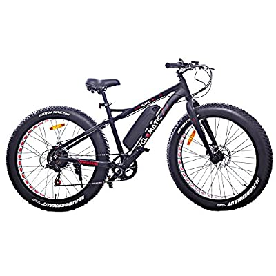 Gracelove@ Fat Tire Electric Mountain Bike / eBike
