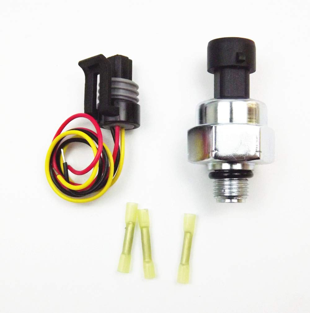 Injection Control Pressure ICP102 Sensor for Ford 7.3 7.3L Powerstroke Pigtail