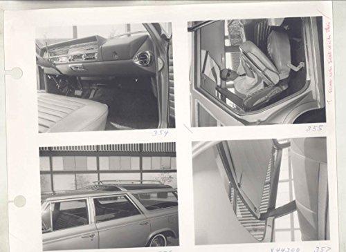 - 1964 Oldsmobile Vista Cruiser Station Wagon ORIGINAL Factory Photograph