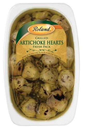 Roland Foods Artichoke Hearts, Grilled, 67 Ounce (Sauce Heart Artichoke)