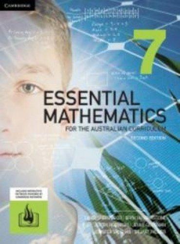 Essential Mathematics for the Australian Curriculum Year 7 (Essential Mathematics For The Australian Curriculum Year 7)