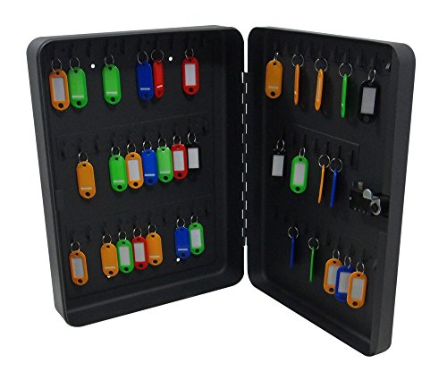 OBI - Caja Seguridad Para 60 Llaves Medida 40 CmCon Combinacion DigitalCaja De Llaves Digital