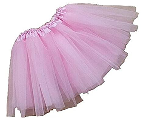 13588378a1 LL Baby Kids Girl Dancewear Dance Tutu Ballet Pettiskirt Princess Party  Skirt Dress (one size