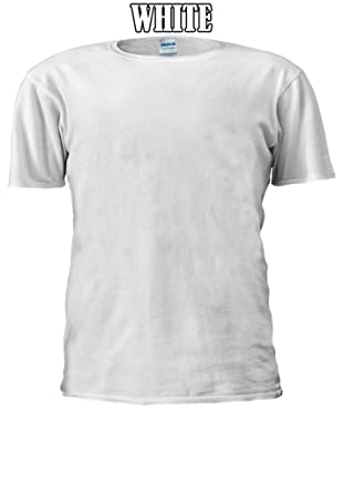 Plain Gildan Cotton Blank Oversized Tshirt T-Shirt Men Women